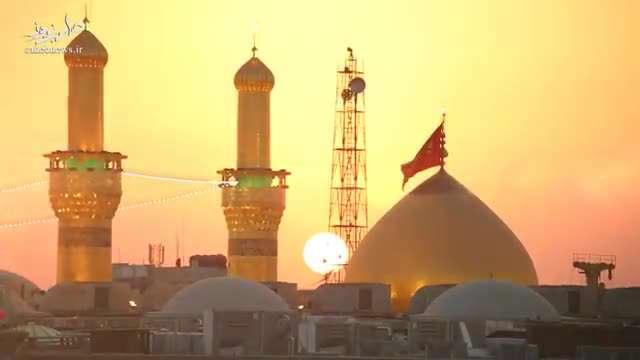 سینا دستخوش | نماهنگ حُب الحسین ویژه پیاده روی اربعین