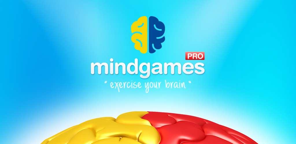 دانلود مجموعه بازی فکری Mind Games Pro 3.0.4 برای اندروید