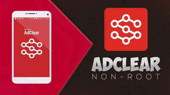 دانلود برنامه مسدود کردن تبلیغات اندرویدی AdClear Full 8.0.0.507849