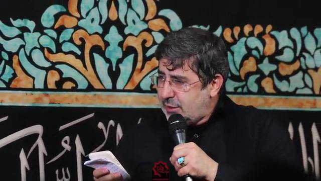 مداحی محمدرضا طاهری برای پیاده روی اربعین - سرباز راه فرمانده ارتش اربعینم