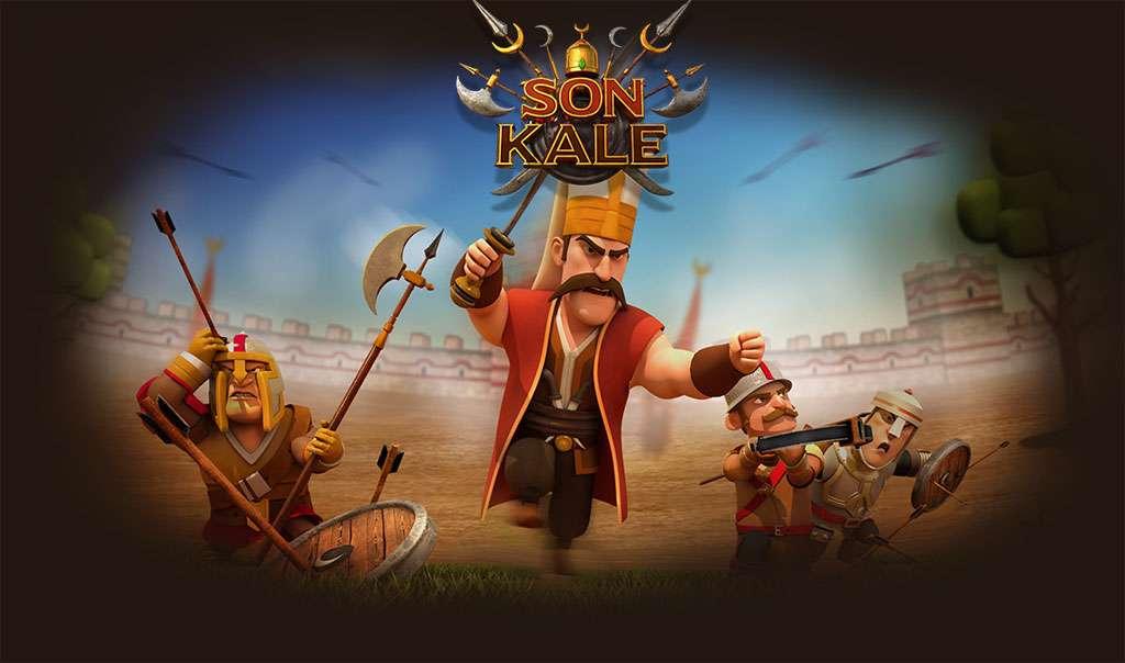 دانلود بازی Son Kale 1.5.2 برای اندروید