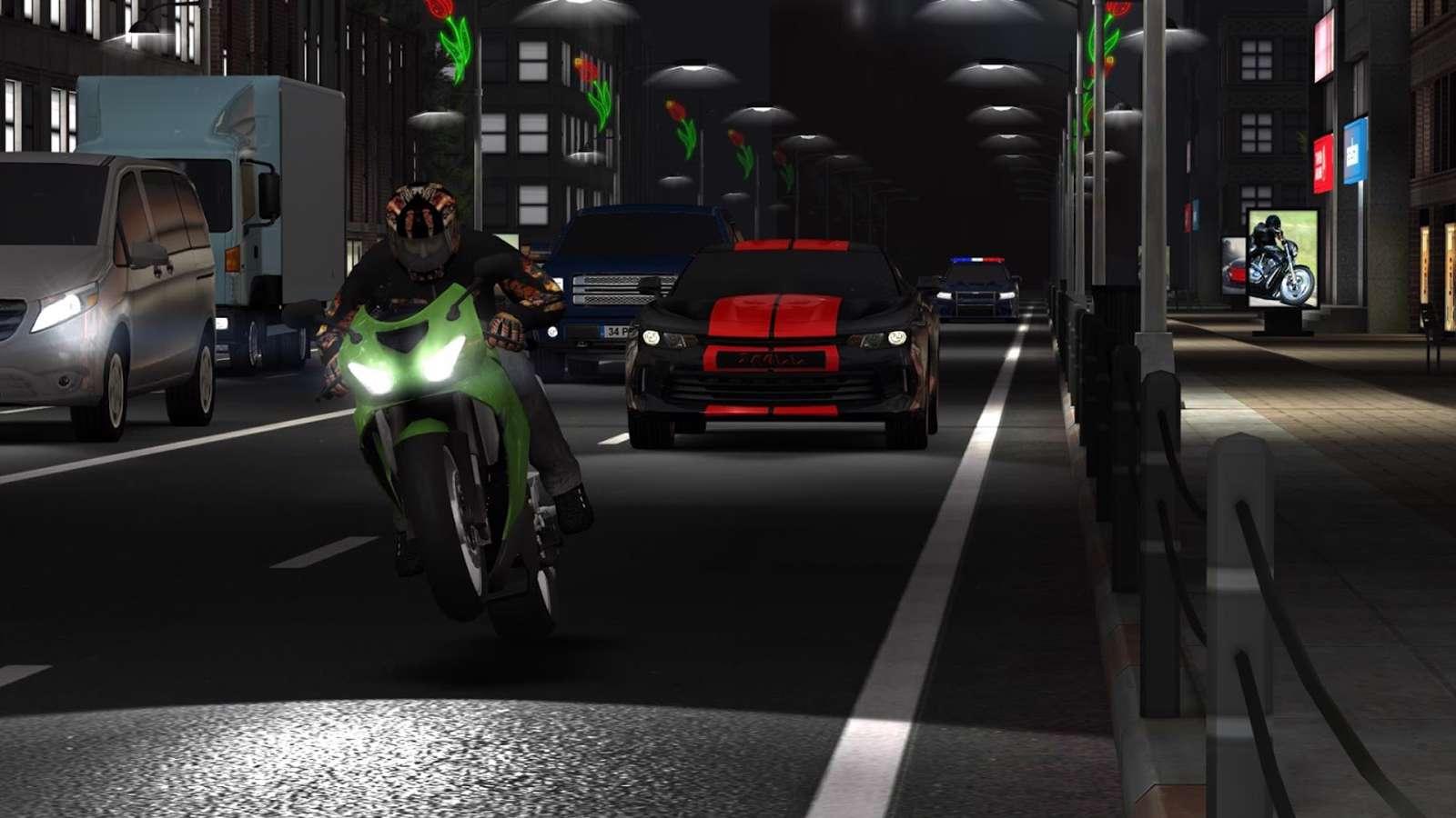 دانلود بازی موتورسواری Racing Fever Moto 1.2.9 برای اندروید