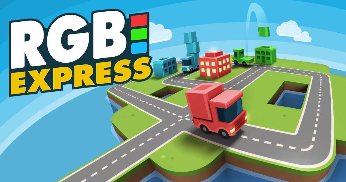 دانلود بازی جالب RGB express 1.4.8 برای اندروید