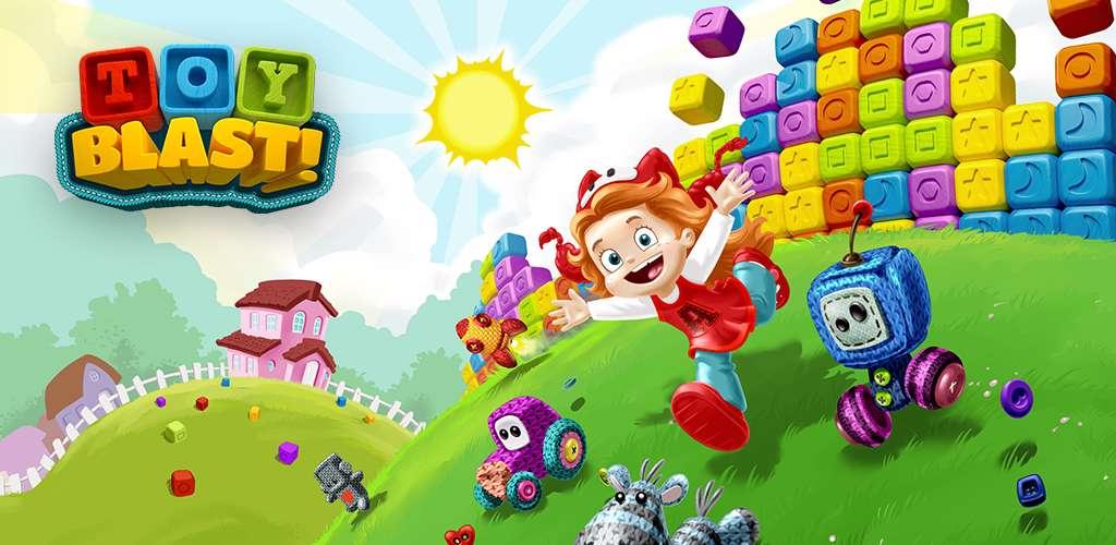 دانلود بازی جذاب و پر طرفدار Toy Blast 5095 برای اندروید
