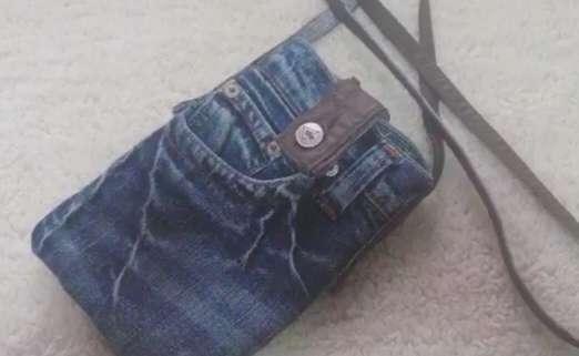شلوار جین کهنه
