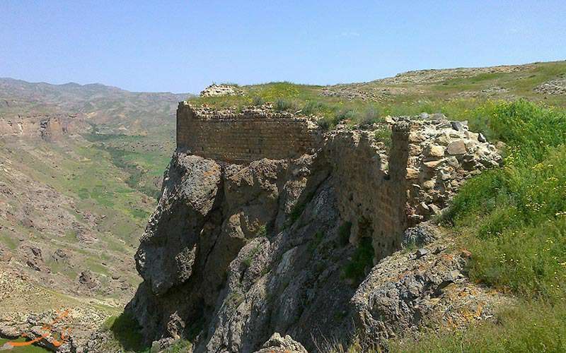 قلعه قهقهه، زندانی مخوف در اردبیل!