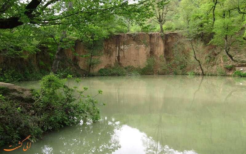 چشمه گل رامیان، شاهکار طبیعی گلستان