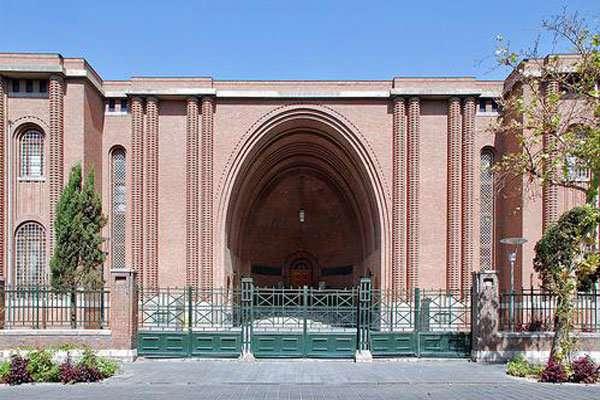 موزه لوور در تهران افتتاح شد