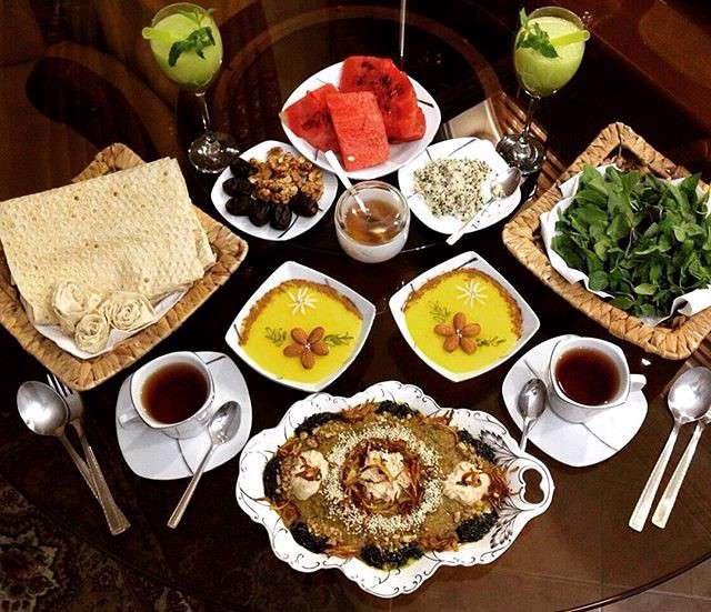 دانلود برنامه آشپزی در رمضان برای اندروید