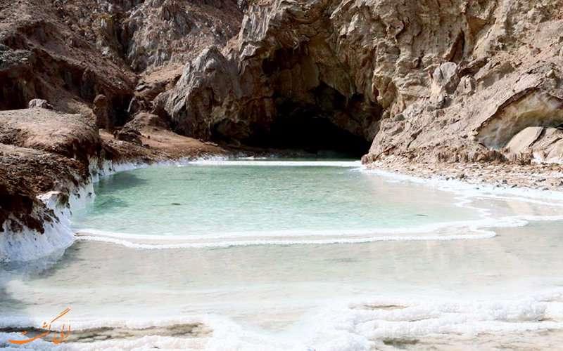 طولانی ترین غار نمکی جهان، غار نمکدان قشم