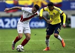 مسیر سعود تیم ملی کلمبیا به جام جهانی 2018