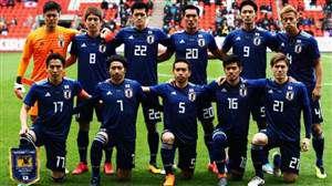 مسیر صعود تیم ملی ژاپن به جام جهانی روسیه
