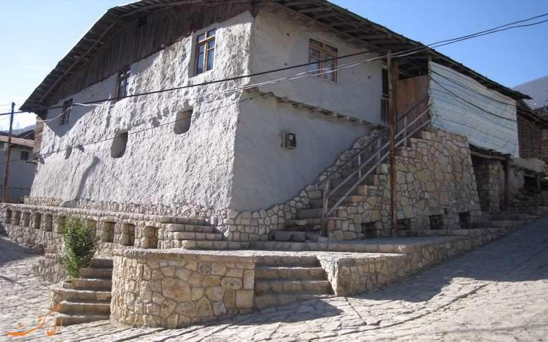 روستای زیارت، منطقه ای باصفا در استان گلستان