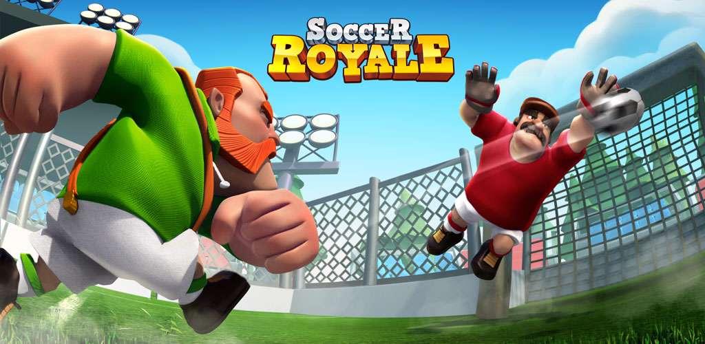 دانلود بازی Soccer Royale 2018 v1.0.2 برای اندروید