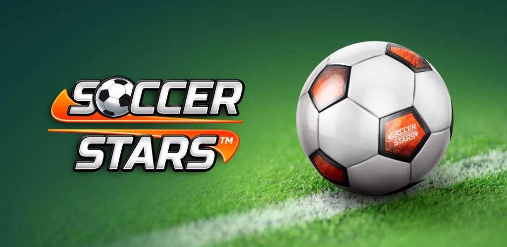 دانلود بازی سرگرم کننده ی Soccer Stars 2018.4.0.2 برای اندروید