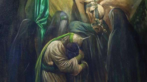 مرثیه حضرت زینب (س) در نماهنگ «فرصت بدرود» با صدای محمد اصفهانی