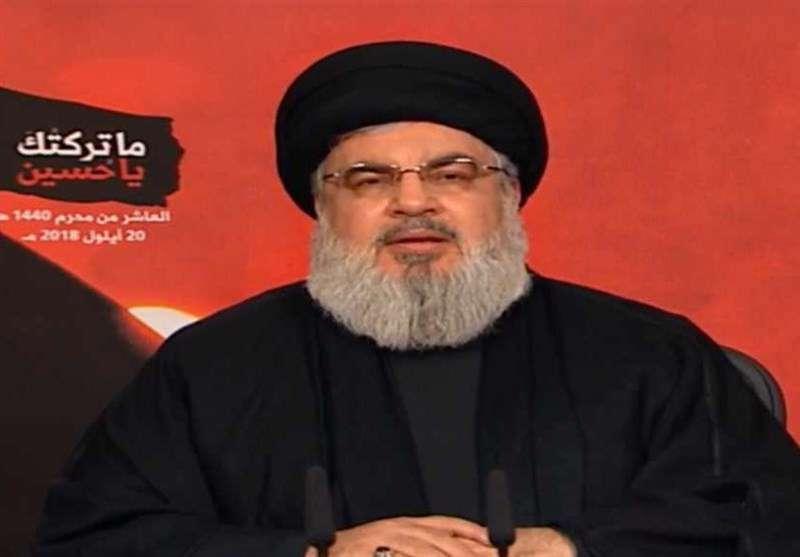 پیام دبیر کل حزب الله لبنان به مناسبت عاشوراt