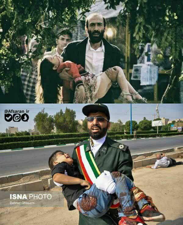از منافقین دیروز تا تروریست های تجزیه طلب امروز
