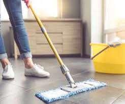 ایده ای برای تمیز کردن سرامیک