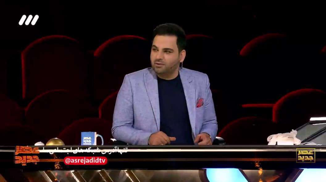 محمد حیدری و خواجی در عصر جدید 2 | 16 مرداد 1399