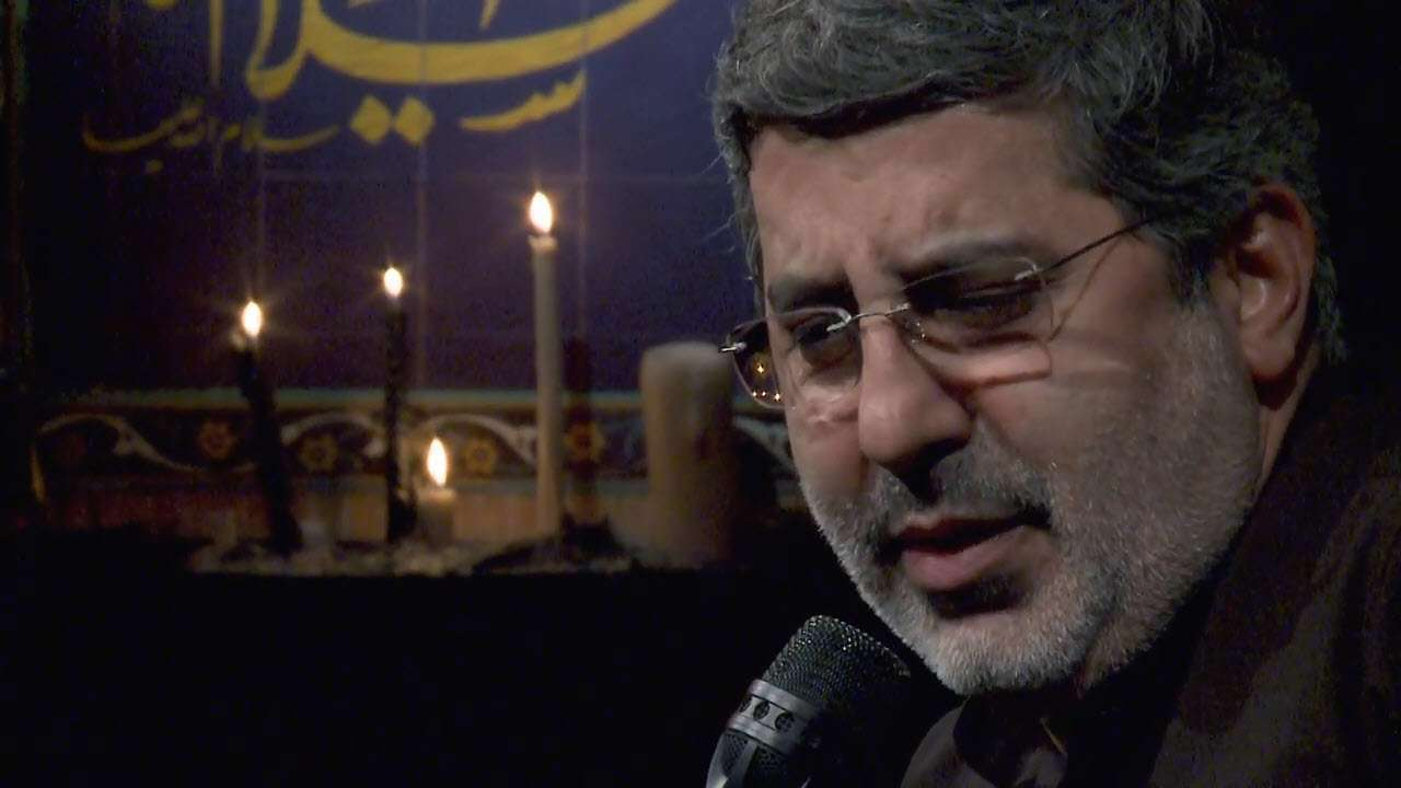 نیمه شب بود و عمه سادات | محمدرضا طاهری