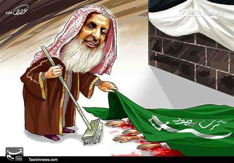 مفتی های سعودی شریکان شیطان