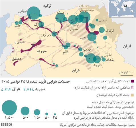 داعش مغازه آمریکا