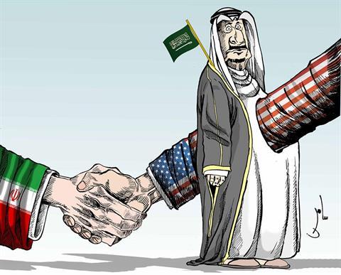 عربستان خشمگین