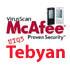 آنتی ویروس McAfee برای گوشی های UIQ3