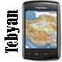نرم افزار موبایل نقشه راههای ایران Iran Map Full
