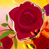 تصاویر لایه باز (psd) گل رز زیبا