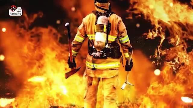 *روضهخوانی میثم مطیعی برای آتشنشانان قهرمان*