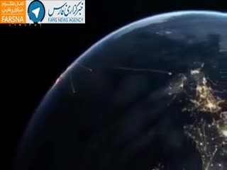 هواپیماها را هنگام پرواز و فرود از فضا ببینید  تصاوير فوقالعاده ناسا از ترافيک هوايى اطراف زمین