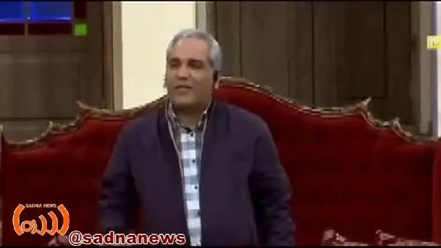*کنایه های خاص آقای طنز ایران به کاندیداهای خاص ریاست جمهوری!*