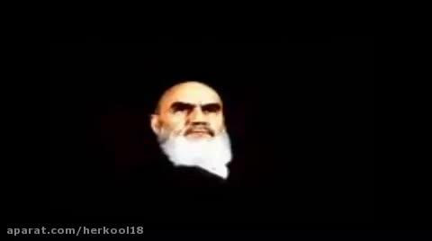 هشدار امام خمینی