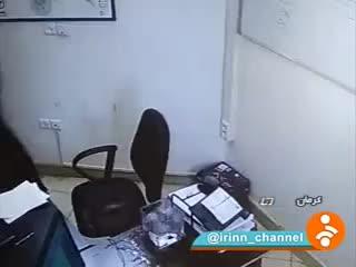🎥 2 تصویر کوتاه ز وقوع زلزله دیروز  هجدک کرمان