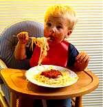 درمان تغذیه ای بی اشتهایی كودكان (1)