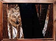 تاريخچه هنر معرق روي چوب