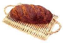 نان سبوس دار یا نان سیاه