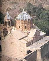 آذربایجان شرقی كلیساها