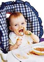 نکات مهم تغذیه ای و سلامت کودکان