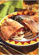 كالزونه ( غذای ایتالیایی )