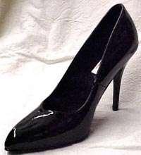قابل توجه خانم های علاقمند به كفش پاشنه بلند