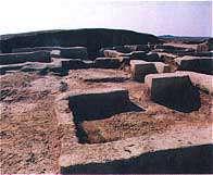محوطه های تاریخی استان قم