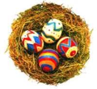 تخم مرغ رنگی هفت سین شما