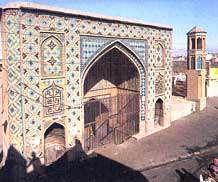 معرفی آب انبارهای استان قزوین
