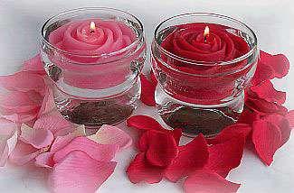نكات مهم در شمع سازی