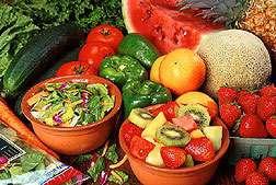 چگونگی نگهداری و مصرف غذا در تابستان (1)