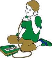 مشاوره تلفنی با كودكان و نوجوانان