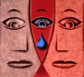 تفاوت افسردگی با غمگینی چیست؟